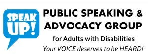 speak up! logo