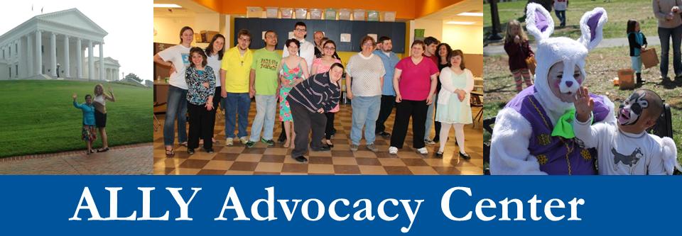 ALLY advocacy center