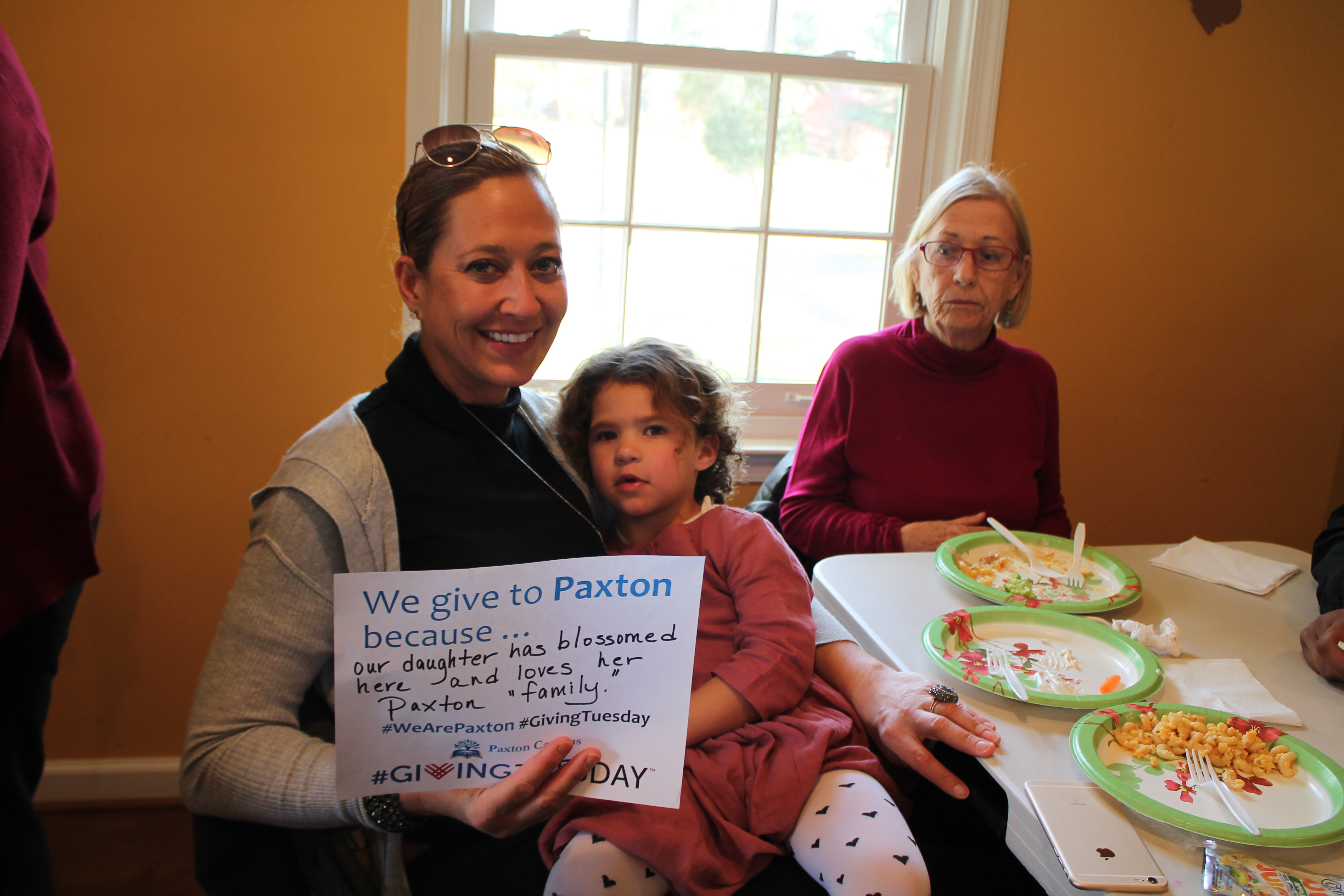 Giving Tuesday #WeArePaxton