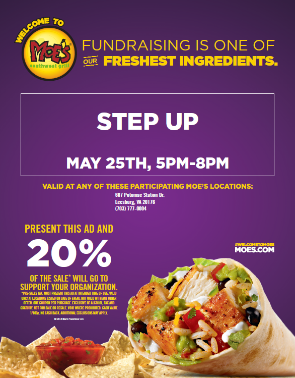 step up moes