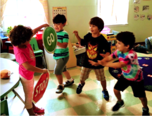 Social Skills Group for younger students